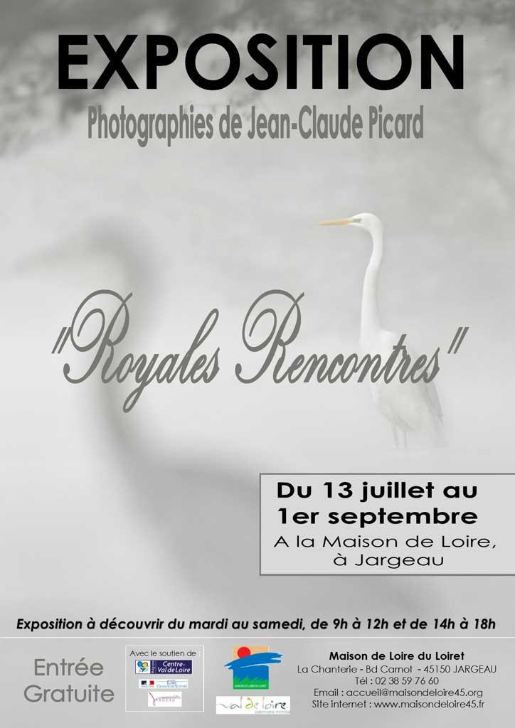 Exposition Jean Claude Picard