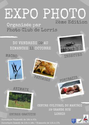 Exposition du Photo Club de Lorris