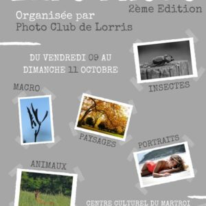Exposition du Photo Club de Lorris