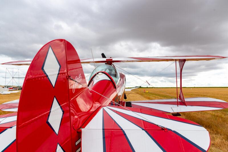 Présentation photographie aéronautique