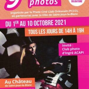 Exposition Photo au Château de Saint Jean le Blanc